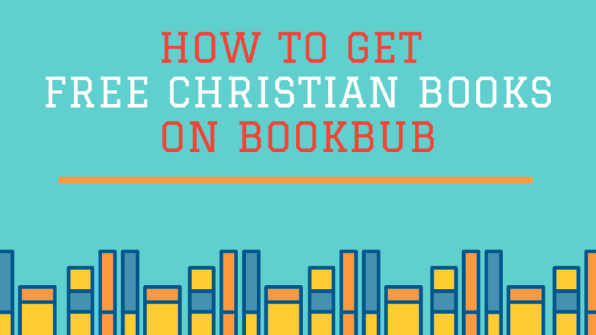 Free Christian Books on Bookbub