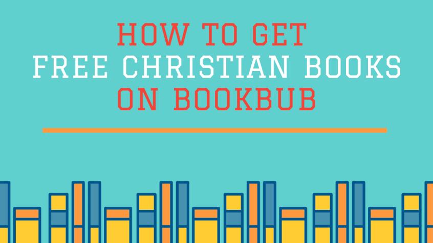 Free Christian Books on Bookbub