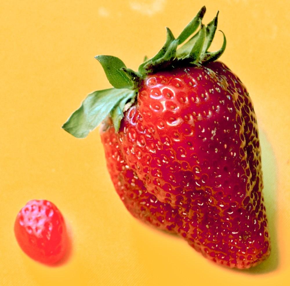Strawberry & gummy
