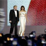 Melania Trump Inaugural Ball Gown She Helped Hervé Pierre Design