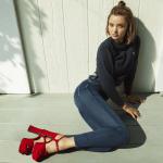 Miranda Kerr Has a Mother Denim Collaboration on the Way