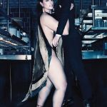 Ashley Graham Is Breaking Gender Barriers and Promoting Body Positivity in V Magazine