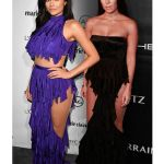 Kylie Jenner Takes a Cutout Cue From Her Sister With Her Recent Balmain Outfit