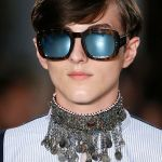 It Looks Like Men's Chokers Will Be a Thing in 2017