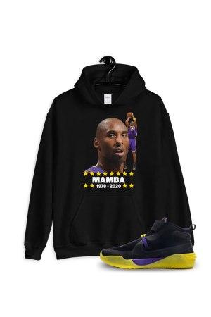 Kobe Bryant In Loving Memory Hoodie