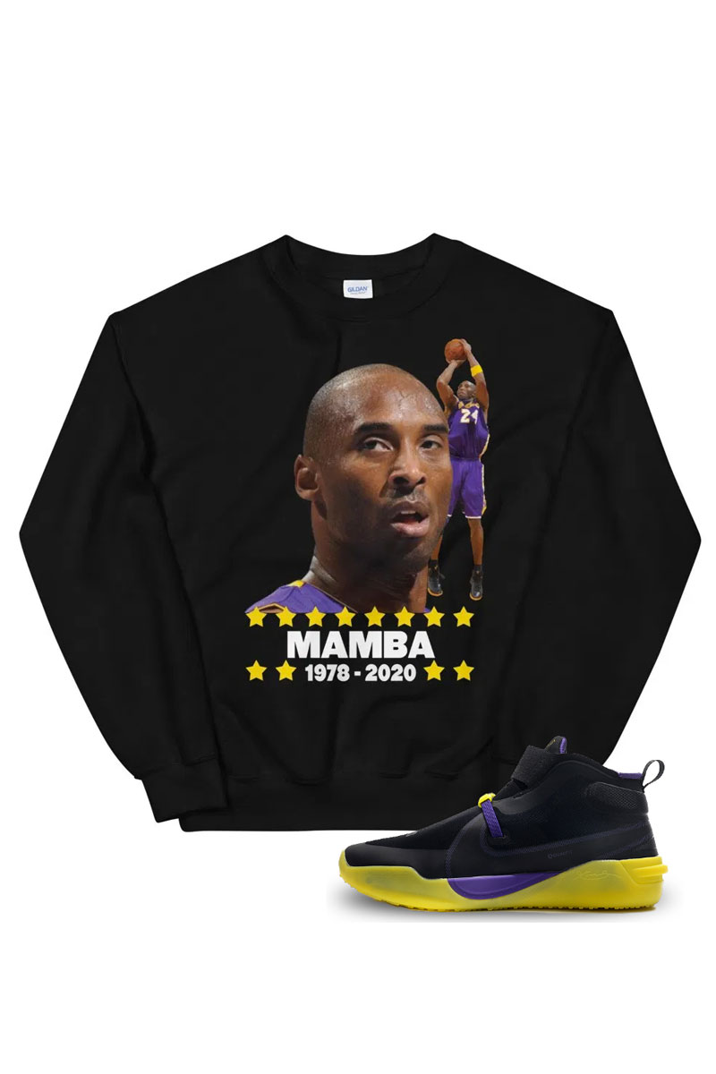 Kobe Bryant In Loving Memory Sweatshirt