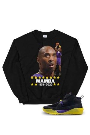 Kobe Bryant In Loving Memory Sweatshirt