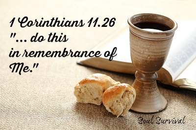Lord's supper communion 1 cor 11