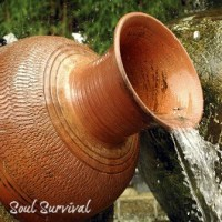 clay pot water