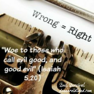 Wrong = Right