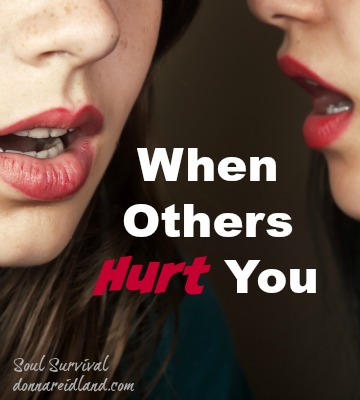 The Sovereignty of God When Others Hurt You