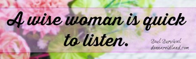wisdom listen