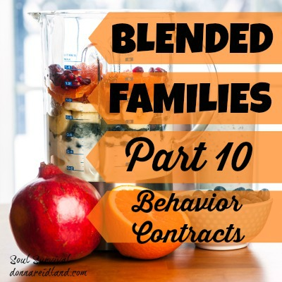 Blended Families Part 10: Behavior Contracts + LINKUP