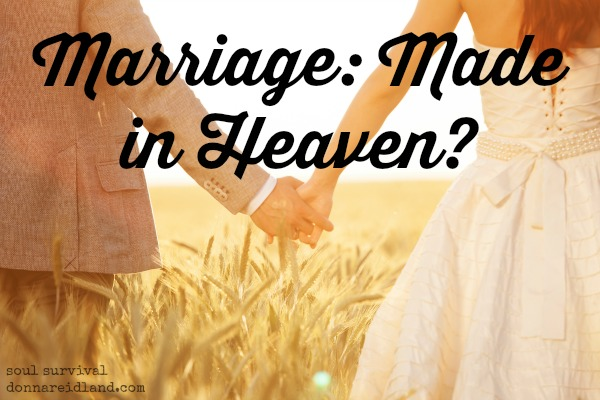 """Marriage: Made in Heaven?"" + LINKUP"