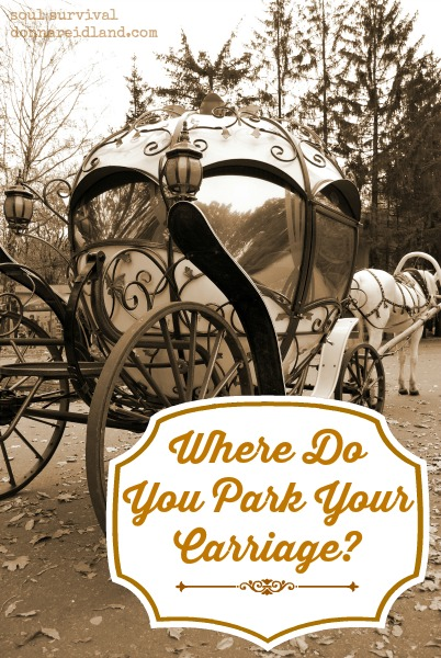 Where do you park your carriage? -
