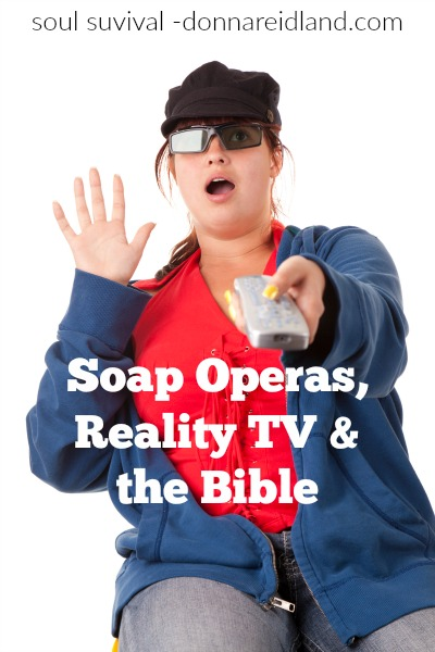 Soap Operas, Reality TV & the Bible - The Bible is full of stories about love, sex, rejection, envy, jealousy, adultery, immorality, scheming, deceit, greed, thievery, contention, even murder (and that's the short list)! Why did God lay out humanity's dirty laundry here and in other passage of Scripture? It wasn't just for entertainment value. #realitytv #polygamy #jacob