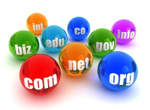 Donnas Blog is about domain names