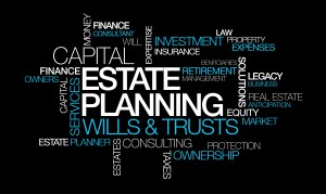 Estate planning capital wills trusts