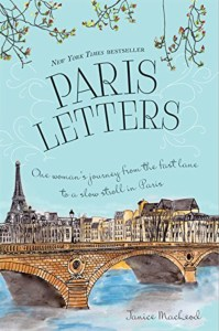 cover of paris letters book