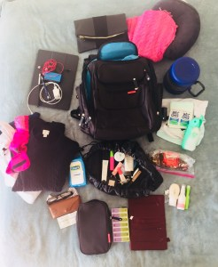travel bag with 14 pockets