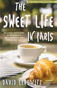 book cover the sweet life in paris