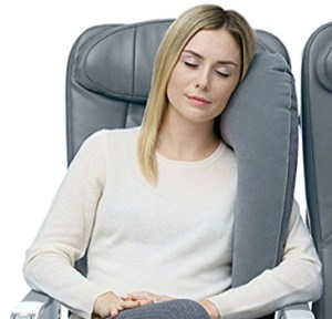 airplane pillow that you can hug like a body pillow