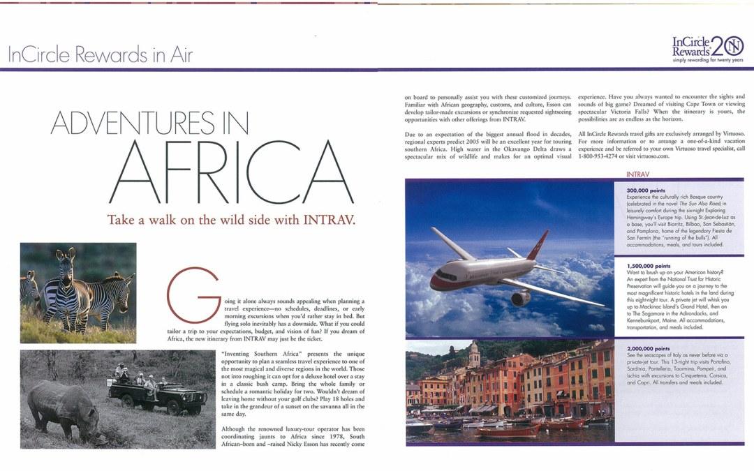 InCircle: Adventures in Africa