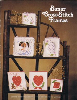 Banar Cross Stitch Frames
