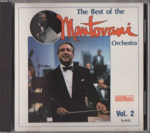 The Best of the Mantovani Orchestra, Vol. 2