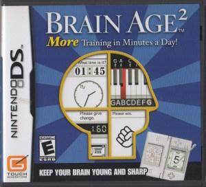 Brain Age 2