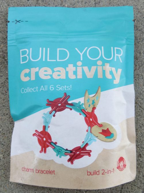 Build Your Creativity - Charm Bracelet