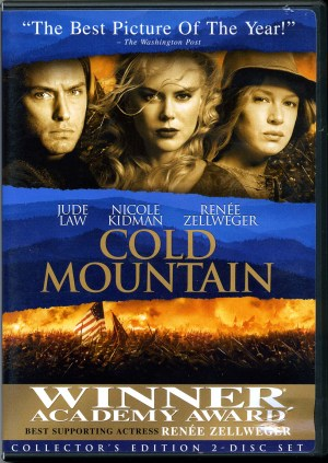Cold Mountain DVD