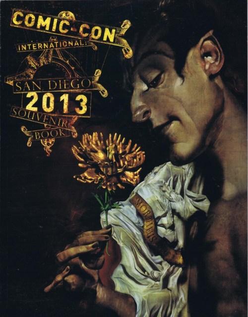 2013 Comic-Con International Souvenir Book