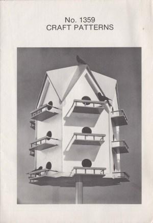 Craft Patterns No. 1359 - Martin Condominium