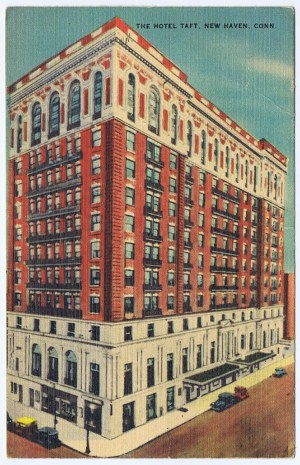 The Hotel Taft