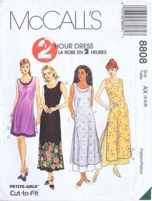 McCall's 8808