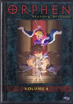 Orphen, Season 2: Revenge, Volume 4