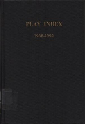 Play Index: 1988-1992