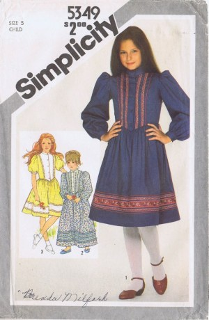 Simplicity 5349