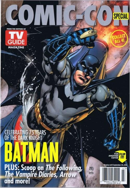 Comic-Con TV Guide Special