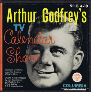 Arthur Godfrey's TV Calendar Show