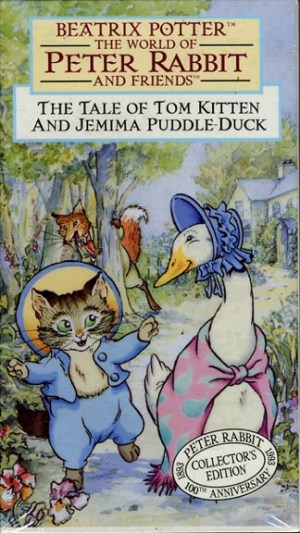 The Tale of Tom Kitten and Jemima Puddle-Duck