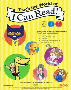 Teach the World of I Can Read