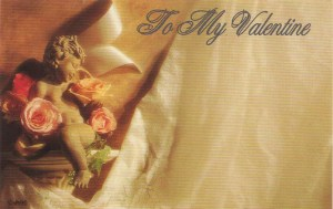 To My Valentine - cherub