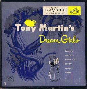 Tony Martin's Dream Girls