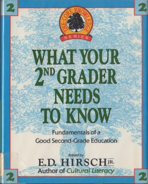 What Your Second-Grader Needs to Know