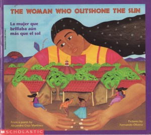 The Woman Who Outshown The Sun