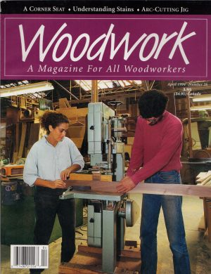Woodwork - Number 26, April 1994