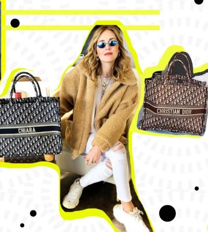 0bfd748d60 Ποιά είναι η τσάντα Dior Book Tote που λατρεύουν να κρατούν οι influencers