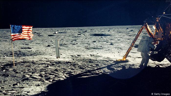 Moon Landing Conspiracy – Shadows on the Moon